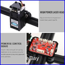 20W High Speed USB Laser Engraver Kit Engraving Machine Marking Cutter Printer