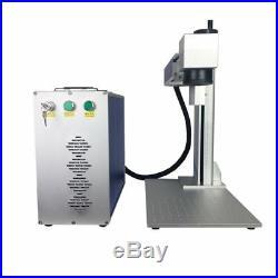 20W Mopa M1 Fiber Laser Marking Machine Color Laser Engraving Color Marking