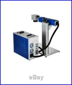 20W Split Fiber Laser Engraving Machine Laser Marking Engraver