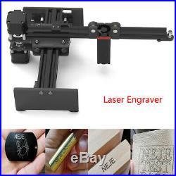20W Wood Metal Laser Engraver Engraving Carving Machine Carver Mark Printer A4A4