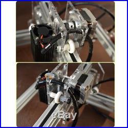 20cm17cm Laser Engraving Cutting Machine Printer Kit Desktop Marking Engraver