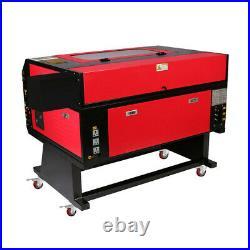 20x28 CO2 Laser Cutter Engraver 80W Cutting Engraving Machine Ruida DSP Red Dot