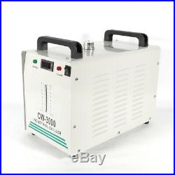 220v Cw-3000 Industrial Water Chiller Co2 Glass Laser Cold Engraving Machine