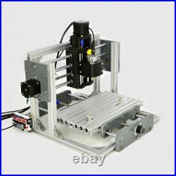 2417 HQ Mini Engraving Milling Machine Engraver CNC Router PCB Metal Desktop DIY