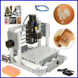 2417 Mini Engraving Milling Machine Engraver DIY CNC Router PCB Metal Desktop