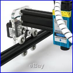 2419 GRBL Laser Engraving Machine Wood Cutter DIY Carving Machine 500mw Laser