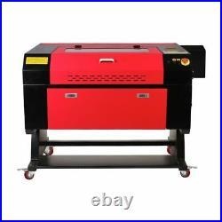28×20 80W Co2 Laser Engraver Cutter Engraving Machine Ruida DSP Red Dot-Pickup