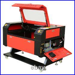 28 x 20 60W CO2 Laser Engraving Cutting Machine Laser Engraver Cutter USB