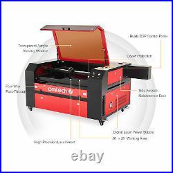 28x20 80W CO2 Laser Engraver Engraving Cutting Marking with Ruida Lightburn