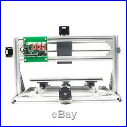 3 AXIS MINI Laser DIY CNC Router 3018 Engraver Carve Machine USB+ GRBL Control