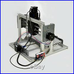 3 Axis CNC Router 2417 Mini Engraving Machine Milling Engraver PCB Metal DIY US