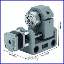 3 Axis DIY Mini Desktop 2418 GRBL Control Laser Machine CNC Router Engraver KM