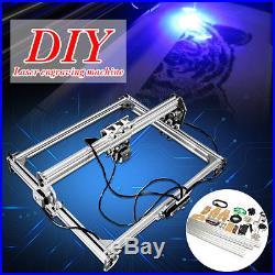 3000MW 50x65cm Laser Engraver Cutter DIY Desktop Engraving Machine Logo Printer