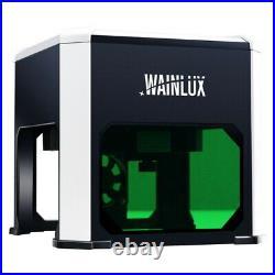 3000MW Wifi DIY Laser Engraving Cutting Carving Machine USB CNC Engraver Printer