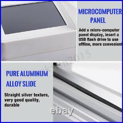 3000mW DIY Laser Engraver 155x175mm Computer Marking Cutter Machine Stainless