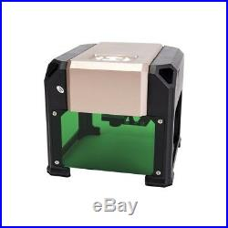 3000mW USB Laser Engraver DIY Logo Mark Printer Cutter Carver Engraving Machine