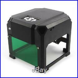 3000mW USB Mini Laser Engraving Machine DIY Logo Marking Engraver Cuter Printer