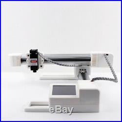 3000mw Desktop Laser Engraver Engraving Carving Machine DIY Logo Touch Screen