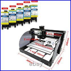 3018Pro Max CNC Laser engraving machine 3 Axis Offline Control Sculpture 0.5-15W