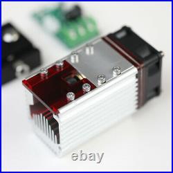 30W CNC Laser Module head FOR Laser engraving machine Engraver cutter PWM tester
