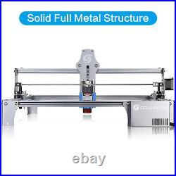 30W DIY CNC Laser Engraving Cutting Machine Engraver Logo Printer Desktop Cutter