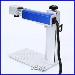 30W Fiber Laser Marking Machine Laser Engraving Machine For Metal & Non-metal