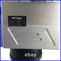 30W JPT Fiber Laser Marking Machine Metal Engraving steel aluminum pvc