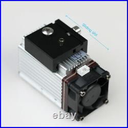 30W Laser Module head FOR Laser engraving machine Engraver cutter CNC router USA