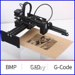 3500mw Desktop Laser Engraver Portable Engraving Carving Machine DIY Logo Mark