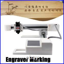 3W 12V Desktop Laser Engraver Offline Wood Plastic Engraving Machine 15.5x17.5cm