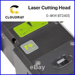 4000W Raytools Fiber Laser Cutting Head BT240 for Fiber Laser Machine