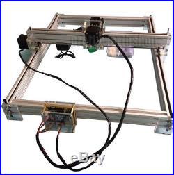 4050CM 500MW Desktop Laser Cutting/Engraving Machine DIY Logo Picture Marking