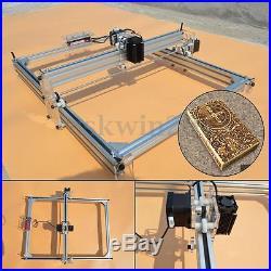 4050cm Area Mini Laser Engraving Cutting Machine Printer Kit Desktop 500mW