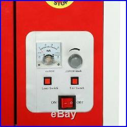 40W 12X8'' USB CO2 Laser Engraver Cutter Engraving Cutting Laser Printer Machine
