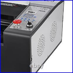 40W 12x 8 CO2 Laser Engraver Cutting Machine Crafts Cutter USB Interface