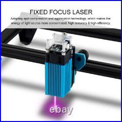 40W Blue Laser Head TTL Module Kit For CNC Laser Engraving Cutter Machine DIY