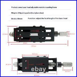 40W CNC Laser Module Laser Head FOR Laser Engraver Cutter Engraving Machine DIY