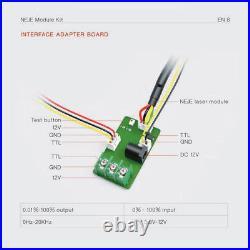 40W CNC Laser Module head kit for Laser Engraver machine Laser Cutter 3D printer