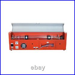 40W CO2 Laser Engraving Cutting Machine Laser Engraver USB Port 12 x 8 inches