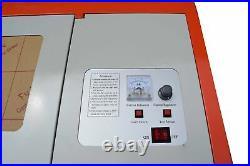 40W CO2 Laser Engraving Machine 300200mm Laser Engraver Laser Cutter Printer