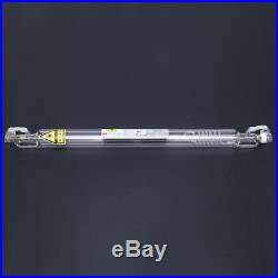 40W CO2 Laser Tube for Laser Engraving & Cutting Machines 700mm 50mm Dia