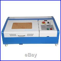 40W CO2 USB Gravure au Laser Machine de découpe Engraver Cutter gravure estampe