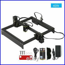 40W Laser Engraving Cutting Machine CNC Router Laser Engraver Cutter DIY Printer