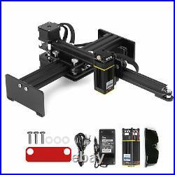 40W Mini CNC Laser Engraver Engraving Cutting Machine Desktop Printer Cutter Kit