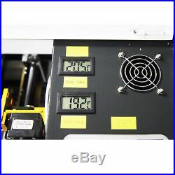 40W USB Co2 300x200mm Mini Desktop Laser Engraver Laser Engraving Machine DIY