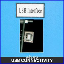 40W USB DIY Laser Engraver Cutter Engraving Cutting Machine Laser Printer CO2