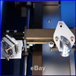 40W Upgraded 12''X8'' USB CO2 Laser Engraver Cutter Engraving Cutting Machine