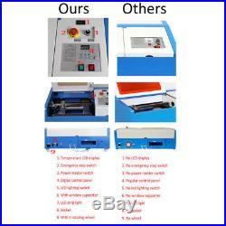 40w Usb Macchina Per Incisione A Laser Co2 Laser Engraver & Engraving Machine