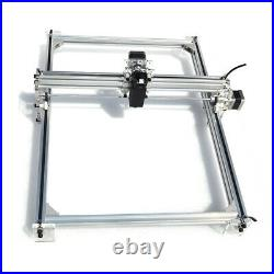 40x50CM Laser Engraving Engraver Marking Printer Logo DIY Machine Kit 500mw 220V