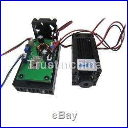 445nm 450nm 2000mW 2W Blue Laser Module TTL For CNC Cutter Engraving Machine DE